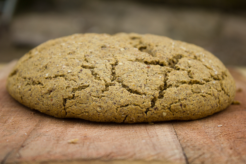 easy vegan gf bread