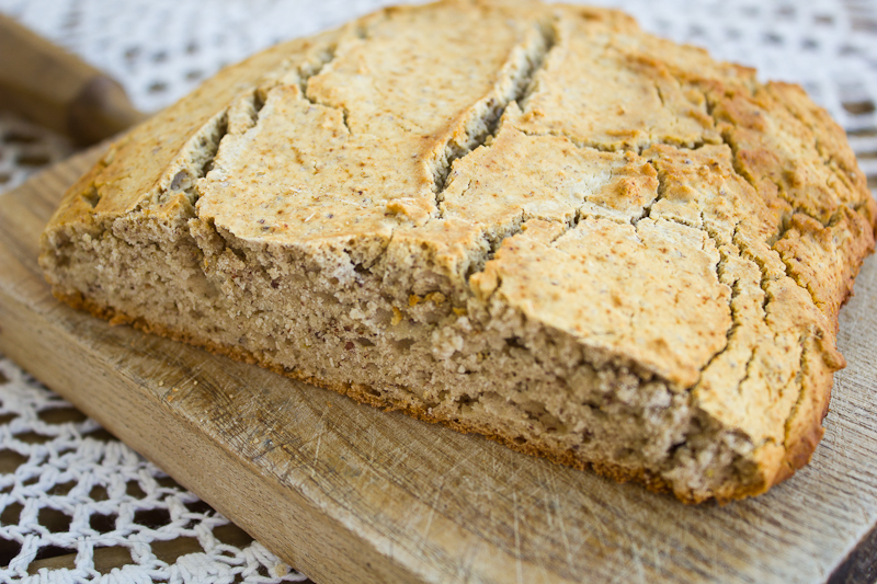 Easy bread and glutenfree baking tips