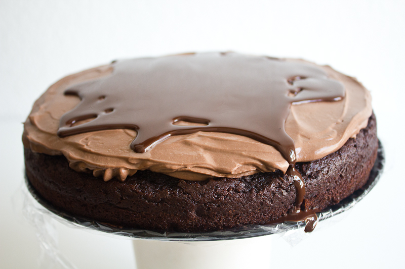 chocolate mousse cake (5)