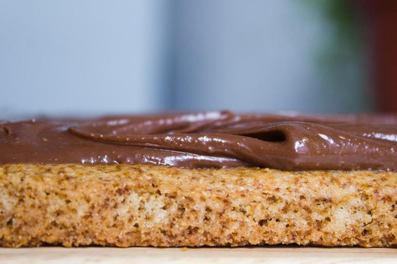 Hazelnut Almond Cake (2)